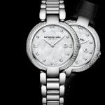 นาฬิกาผู้หญิง Raymond Weil Geneve รุ่น 1600-STS-00995, Shine Diamond Accent Quartz