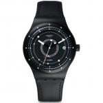 นาฬิกา ชาย-หญิง Swatch รุ่น SUTB400, Sistem Black Automatic