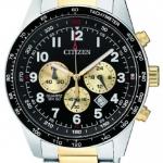 นาฬิกาผู้ชาย Citizen รุ่น AN8164-51E, Quartz Chronograph 50m