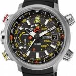 นาฬิกาข้อมือผู้ชาย Citizen Eco-Drive รุ่น BN5030-06E, Promaster Imperial Altichron Duratect Titanium Watch
