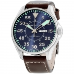 นาฬิกาผู้ชาย Hamilton รุ่น H64715545, Khaki Aviation Pilot Automatic