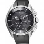นาฬิกาผู้ชาย Citizen Eco-Drive รุ่น BZ1040-09E, Bluetooth Super Titanium Men's Watch