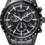 นาฬิกาผู้ชาย Citizen รุ่น BL5495-56E, Eco-Drive Tachymeter Metal Face Chrono