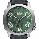 นาฬิกาผู้ชาย Nixon รุ่น A4662069, Ranger 45 Leather