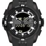 นาฬิกาข้อมือผู้ชาย Roamer of Switzerland รุ่น 770990 40 55 07, Trekk Master Sapphire Chronograph Multi-Function All Terrain