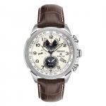นาฬิกาผู้ชาย Seiko รุ่น SSC509, Prospex Solar World Time Chronograph