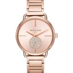 นาฬิกาผู้หญิง Michael Kors รุ่น MK3640, Portia Diamond Accent Quartz Women's Watch