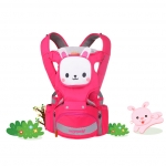 Baby Carrier เป้อุ้มเด็ก Hip Seat Baby Mambo 4 in 1 สำหรับเด็ก 3-24 เดือน