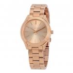 นาฬิกาผู้หญิง Michael Kors รุ่น MK3513, Mini Slim Runway Women's Watch