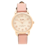 นาฬิกาผู้หญิง Coach รุ่น 14502750, Delancey