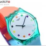 นาฬิกา ชาย-หญิง Swatch รุ่น GG219, Candy Parlour