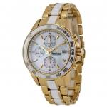 นาฬิกาผู้หญิง Seiko รุ่น SNDX02P1, Sportura Chronograph Tachymeter