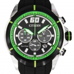 นาฬิกาผู้ชาย Citizen Eco-Drive รุ่น CA4104-05E, Chronograph