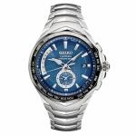 นาฬิกาผู้ชาย Seiko รุ่น SSG019, Coutura Radio Sync Solar World Time