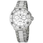 นาฬิกาผู้หญิง Tag Heuer รุ่น CAH1211.BA0863, Formula One Chronograph 200M Ceramic & Diamonds