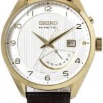 นาฬิกาผู้ชาย Seiko รุ่น SRN052P1, Kinetic 100m