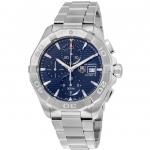 นาฬิกาผู้ชาย Tag Heuer รุ่น CAY2112.BA0927, Aquaracer Calibre 16 Automatic Chronograph 300M - ∅43 Mm Men's Watch