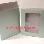 กล่อง 571 เจาะ(สีเงิน) จำนวน 10 ใบ/แพค