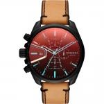 นาฬิกาผู้ชาย Diesel รุ่น DZ4471, Ms9 Chronograph Left hand Crown Men's Watch