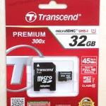 เมมโมรี่ Transcend Micro SD 32gb