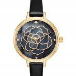 นาฬิกาผู้หญิง Kate Spade รุ่น KSW1182, Rose Dial Metro Watch