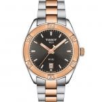 นาฬิกาผู้หญิง Tissot รุ่น T1019102206100, T-Classic PR 100 Sport Chic Ladies Watch