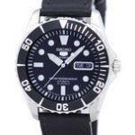 นาฬิกาผู้ชาย Seiko รุ่น SNZF17J1-LS8, Seiko 5 Sports Automatic 23 Jewels