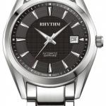 นาฬิกาผู้ชาย Rhythm รุ่น A1401S02, Automatic Sapphire A1401S-02, A1401S 02