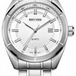 นาฬิกาผู้ชาย Rhythm รุ่น G1305S01, General Collection G1305S-03, G1305S 03