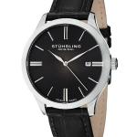 นาฬิกาผู้ชาย Stuhrling Original รุ่น 490.33151, Classic Cuvette II Swiss Quartz Date Display