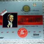 CD THE VERY BEST OF ANDY WILLIAMS/ APS.