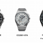 นาฬิกา CITIZEN Eco-Drive SATELLITE WAVE F100