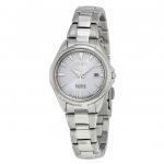 นาฬิกาผู้หญิง Citizen Eco-Drive รุ่น EW2410-54L, Titanium