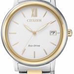 นาฬิกาผู้หญิง Citizen Eco-Drive รุ่น FE6094-84A
