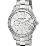 นาฬิกาผู้หญิง Stuhrling Original รุ่น 391LS.01, Majestic SE Diamond Quartz Women's Watch