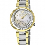 นาฬิกาผู้หญิง Citizen รุ่น EM0324-58D, Citizen L Sunrise Eco-Drive Sapphire Diamond 50m Women's Watch