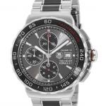 นาฬิกาผู้ชาย Tag Heuer รุ่น CAU2011.BA0873, Formula 1 Chronograph Automatic