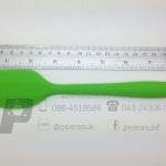 ไม้พายซิลิโคน 8.5 นิ้ว สีเขียว