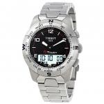 นาฬิกาผู้ชาย Tissot รุ่น T0474204405700, T-TOUCH II TITANIUM