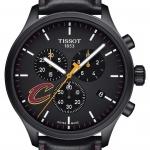 นาฬิกาผู้ชาย Tissot รุ่น T1166173605101, Chrono XL NBA Teams Special Cleveland Cavaliers Edition Men's Watch