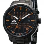 นาฬิกาผู้ชาย Orient รุ่น FER2L001B0, Multi-Year Calendar Automatic Men's Watch