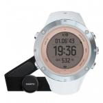 นาฬิกา ผู้ชาย - ผู้หญิง Suunto รุ่น SS020672000, Ambit 3 Sport Sapphire White HR Multi-Sports GPS Watch