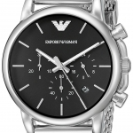นาฬิกาผู้ชาย Emporio Armani รุ่น AR1811, Chronograph Quartz Men's Watch
