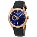 นาฬิกาผู้ชาย Tissot รุ่น T1014523604100, PR 100 Dual Time