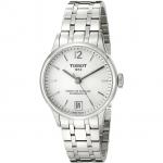 นาฬิกาผู้หญิง Tissot รุ่น T0992071103700, Chemin Des Tourelles Powermatic 80 Lady