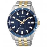 นาฬิกาผู้ชาย Citizen รุ่น BI5054-53L, Quartz Stainless Steel Men's Watch