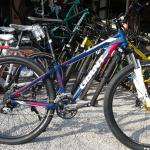 จักรยานเสือภูเขา GIANT ATX 27.5 เฟรมอลู 27 สปีด ชุดล้อ แบร์ริ่ง 27.5