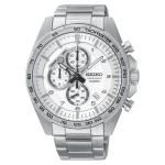 นาฬิกาผู้ชาย Seiko รุ่น SSB317P1, Motosport Chronograph Tachymeter Men's Watch