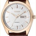 นาฬิกาผู้ชาย Citizen รุ่น NP4013-06A, Mechanical