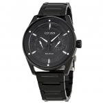 นาฬิกาผู้ชาย Citizen Eco-Drive รุ่น BU4025-59E, CTO Black Dial